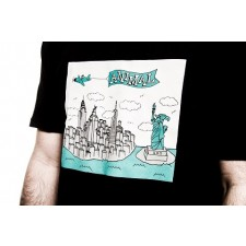 Island of Manhattan Tee